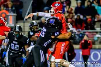 Meet 2021 NFL Draft Prospect Jake Hlava, DE/LB, Grand Valley State - NFL Draft Diamonds