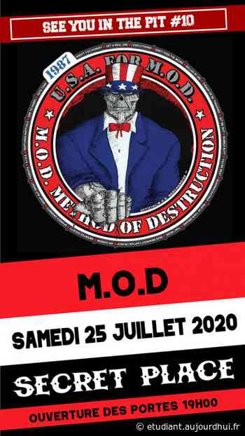 MOD + SOUTH IMPACT + REAL DEAL - Secret Place , Saint Jean De Vedas, 34430 - Sortir à France - Le Parisien Etudiant