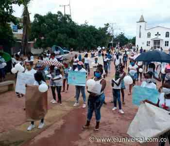 Palenque, Mahates, Violación | EL UNIVERSAL - Cartagena - El Universal - Colombia