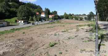 Neuer Parkplatz an der Marcus Klinik in Bad Driburg - Neue Westfälische