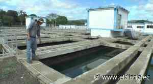 Varios sectores de Portoviejo estarán sin agua potable este viernes - El Diario Ecuador
