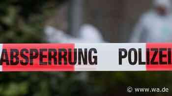 Erlensee: Leiche mit Stichverletzungen gefunden - Frau wohl getötet - Westfälischer Anzeiger