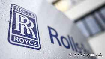 Rolls-Royce streicht 550 Stellen in Dahlewitz - t-online.de