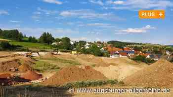 Baugebiet in Ederheim nimmt Form an - Augsburger Allgemeine