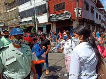Bajan la santamaria a comercios no priorizados en Santa Teresa del Tuy - Últimas Noticias