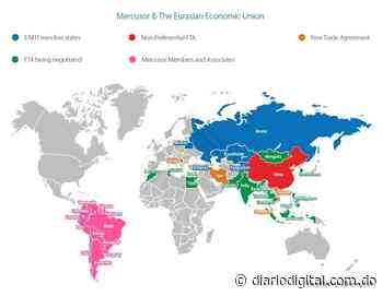 Desarrollo del libre comercio mundial: Vinculación de la Unión Económica Euroasiática con Brasil y Mercosur - DiarioDigitalRD
