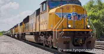 La pandemia de apretones de comercio, golpes de ferroviario de la Unión del Pacífico Noticias - TyN Panamá