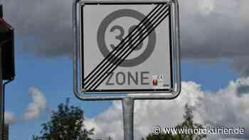 Straßenverkehr: Was in der Tempo-30-Zone in Prenzlau gilt   Nordkurier.de - Nordkurier