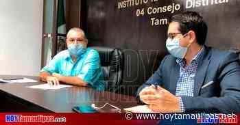 Listos módulos del INE en Matamoros para abrir el 3 de agosto - Hoy Tamaulipas