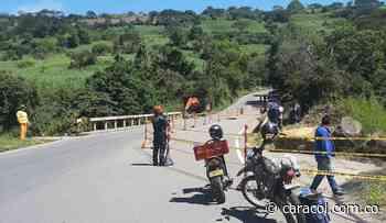 Invías arreglará puente entre Güepsa y San José de Pare - Caracol Radio