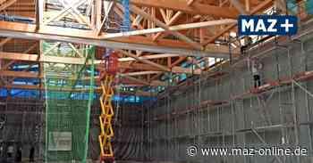 Baustellen in Zeuthen: Update von der Turnhallen-Sanierung und der neuen Kita - Märkische Allgemeine Zeitung