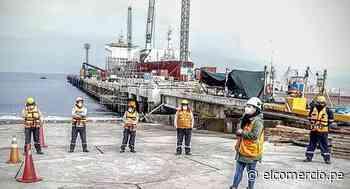 Obras de rehabilitación y reparación en Puerto de Ilo han sido reanudadas, según el MTC - El Comercio Perú
