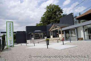 Limonest, dans la zone de Lyon, accueille une agence Vie & Véranda - Observatoire de la Franchise