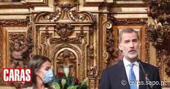 Caras | Felipe e Letizia visitam Santiago de Compostela numa data muito especial - CARAS