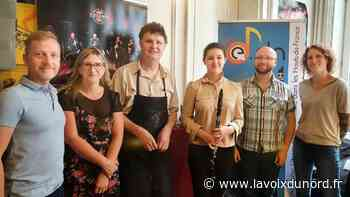 Une jeune clarinettiste de l'école de musique d'Hazebrouck récompensée après un challenge vidéo - La Voix du Nord