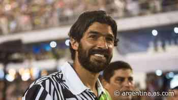 Abreu: 'Tuve la chance de ir a Boca, pero estaba Palermo' - AS Argentina