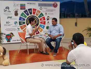 """Trabajo """"Estratega en Comunicación"""" de UNIMINUTO Neiva a la Universidad de Palermo, Argentina - UNIMINUTO Radio"""