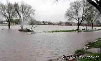 El agua no baja en Parque Palermo y Autódromo y persisten los anegamientos - 0223 Diario digital de Mar del Plata