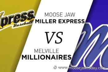 Miller Express to face Melville in SaskSummerSim 'B' side semifinal - moosejawtoday.com