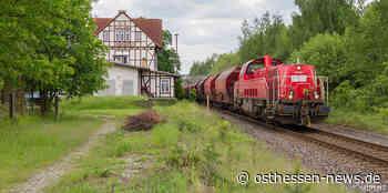 GDL Bebra begrüßt Vorschläge zur Reaktivierung lokaler Bahnstrecken - Osthessen News