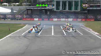 Préfinales OK : Gray et Valtanen vainqueurs – Kartcom - Kartcom