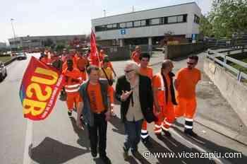 """Presidio con sciopero alla Dhl di Isola Vicentina, Usb: """"trasferita delegata Rsa in un altro sito"""" - Vicenza Più"""
