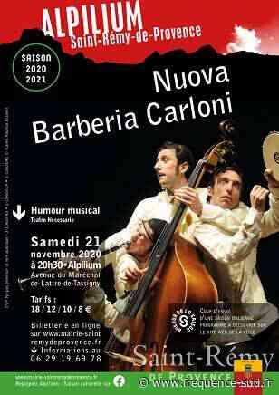 Nuova Barberia Carloni - 21/11/2020 - Saint-Remy-De-Provence - Frequence-Sud.fr