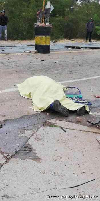 Yacuiba: Muere chofer de carro basurero en un accidente de tránsito en la Ruta 9 - elperiodico-digital.com