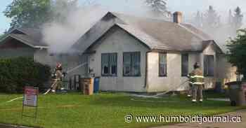 Another vacant house in Tisdale destroyed by fire - Humboldt Journal