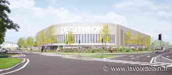 Bourg-en-Bresse - Décathlon entame le marathon de sa nouvelle construction - La Voix de l'Ain