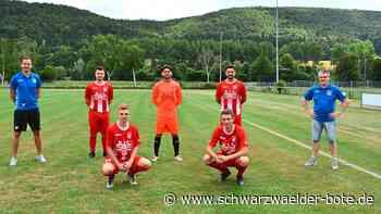 Fußball - SV Geisingen startet mit interessanten Neuzugängen - Schwarzwälder Bote
