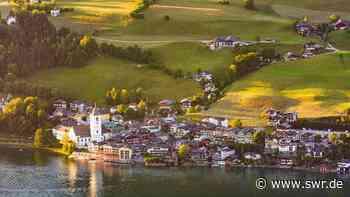 Österreich: Zahl der Coronainfektionen in Sankt Wolfgang steigt auf 44 - SWR
