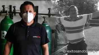 """Luis Barsallo, el """"Ángel del oxígeno del Callao"""", lamentó la pérdida de Mario Romero - exitosanoticias"""