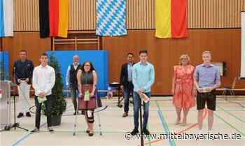 Alle Zehntklässler der Mittelschule Parsberg bestehen - Region Neumarkt - Nachrichten - Mittelbayerische