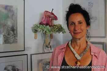 Port Colborne artist finding inspiration amid COVID-19 bleakness - StCatharinesStandard.ca