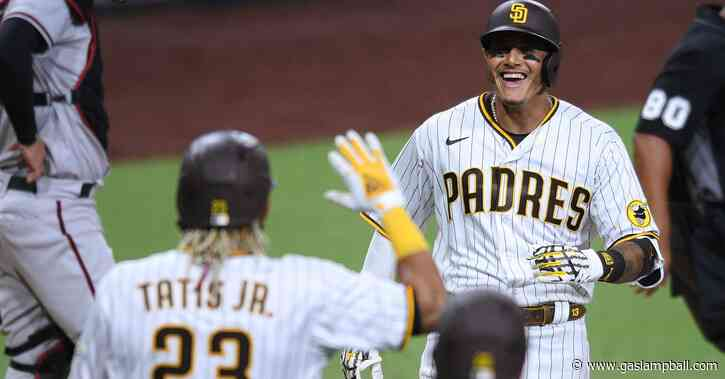 Padres blast pair of homers to cruise past D-backs 5-1