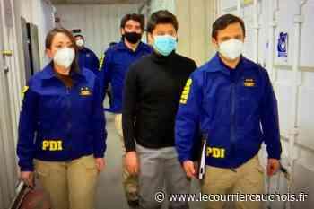 Bobigny (AFP). Affaire Narumi: l'avion transportant le suspect chilien a atterri à Paris - Le Courrier Cauchois