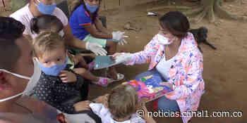 Boletín #6   Primera Dama llevó mercados al municipio de Cumaribo, en Vichada - Canal 1