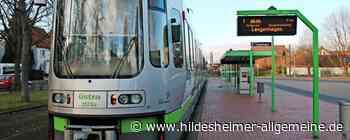Stadtbahnlinie 1 fährt nicht zwischen Rethen und Sarstedt - www.hildesheimer-allgemeine.de