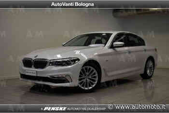 Vendo BMW Serie 5 520d aut. Luxury usata a Casalecchio di Reno, Bologna (codice 7793257) - Automoto.it - Automoto.it