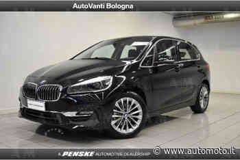 Vendo BMW Serie 2 Active Tourer 216d usata a Casalecchio di Reno, Bologna (codice 7765613) - Automoto.it - Automoto.it