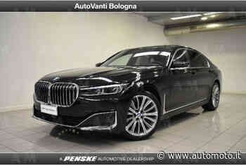 Vendo BMW Serie 7 730d xDrive usata a Casalecchio di Reno, Bologna (codice 7768480) - Automoto.it - Automoto.it