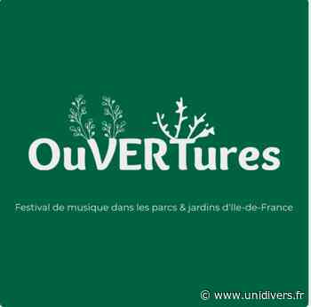 Festival OuVERTures en Île-de-France Parc Jean Moulin Bagnolet - Unidivers