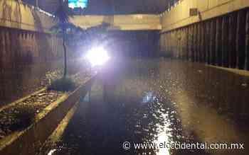 Lluvia dejó inundaciones principalmente en Guadalajara y Zapopan - El Occidental