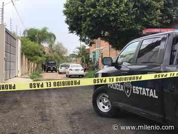 Cadáver es encontrado semi enterrado en obra negra en Zapopan - Milenio.com