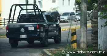Renuncia Federico Rivas Valdez, Secretario de Seguridad Pública Municipal de Mazatlán, Sinaloa - EL DEBATE