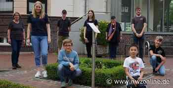 Engagement: Jahrespaten lassen den Garten wieder aufblühen - Nordwest-Zeitung