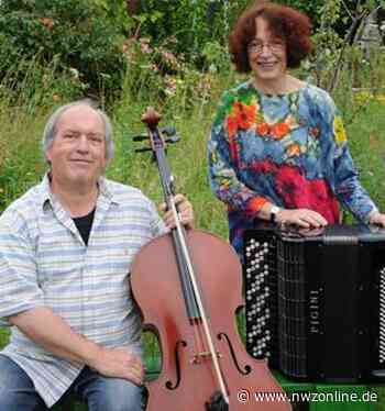 Konzert In Westerstede: Duo lässt Balg und Bogen tanzen - Nordwest-Zeitung