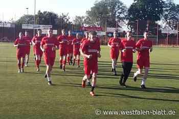 SC Vlotho bestreitet erstes Testspiel - Westfalen-Blatt