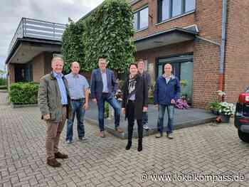 CDU Weeze sieht sich in der Gemeinde um: Treffen mit Bauern aus Weeze und Wemb - Weeze - Lokalkompass.de